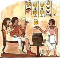 Schon vor 5000 jahren wurde Bier gebraut.