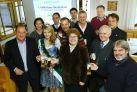 Das Organisationsteam des 3. Hallertauer Bierfestival