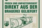 Pilsner Urquell Tankbier Premiere